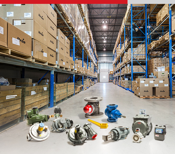 Norgas Controls In Stock and Ready to Ship